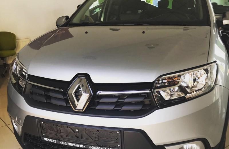 Renault Sandero StepWay AT