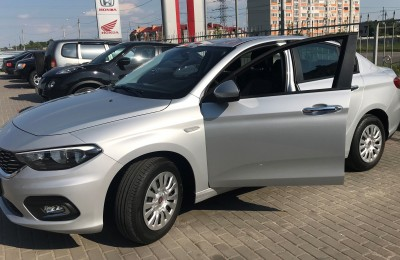 Fiat Tipo New 2019 MT
