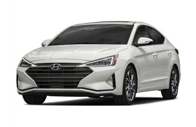 Hyundai Elantra AT